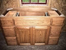 Ebay 48 Bathroom Vanity by Solid Wood Amish Made Bathroom Vanity 48