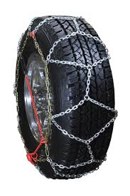 Diamond Back Alloy Light Truck Tire Chain 2536Q Amazon Ca With ...