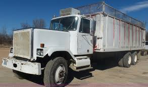 1979 GMC General Grain/silage Truck | Item L5410 | SOLD! Mar... Grain Silage Trucks For Sale Corn Silage Packing Time Lapse Case And John Deere B3 Farms Truck Driver Life On The Ranch Collins Family Silage Cy Harvesting 1976 Mack R600 Grain Farm Truck For Sale Auction Or Lease Intertional Wrecker Tow Trucks N Trailer Magazine 2006 Intertional Eagle 9200i Truck Item Dx9084 Oat Harvest 2013 What Goes Around Comes Mgaret Duarte Desert Survivor Bagging