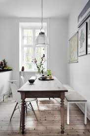 10 Narrow Dining Tables For A Small Room