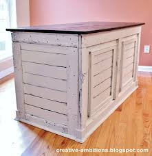Shipping Crate Desk 4beautifuli
