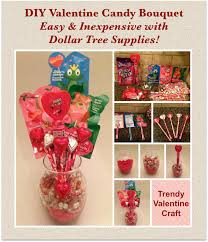 Mom Takes Candy From Kids by Diy Tutorial For An Easy Valentine Candy Bouquet With Dollar Tree