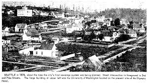 An Early History of Plumbing in Seattle Leak Masters