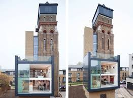 100 Grand Designs Water Tower Stunning Conversion In London