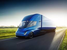 The Tesla Semi Was Designed To Be A Long-range Spaceship For The ...