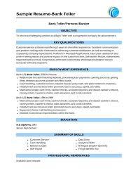 In Banking Sector For Bankg Sraddmerhsraddme Operations Blackdgfitnesscorhblackdgfitnessco Sample Resume
