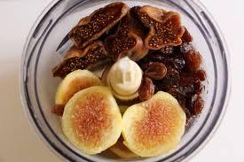 cuisiner figues fraiches biscuits aux figues fraîches recette sans oeuf ni lactose la fée