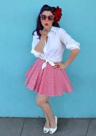 Best 25 Pin Up Girl Costume Ideas On Pinterest