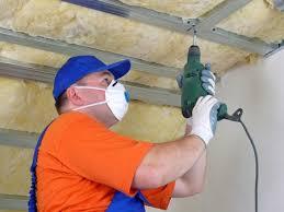 isolation phonique plafond techniques prix isolants toutes