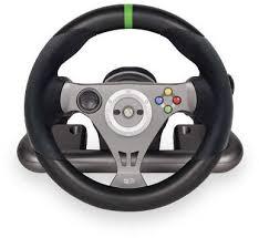 siege volant xbox 360 madcatz microsoft racing wheel sans fil pour xbox 360 mad 4720
