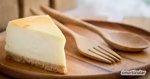käsekuchen geht auch ohne milchprodukte