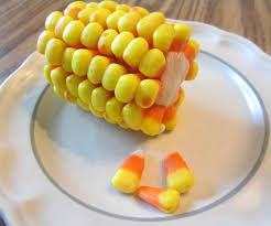 Rice Krispie Halloween Treats Candy Corn by Candy Corn On The Cob With Pictures