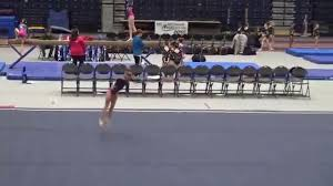 winter cup classic 2016 usag level 3 floor routine youtube
