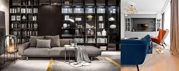 Velvet Living Room 2018 Interior Design Trends