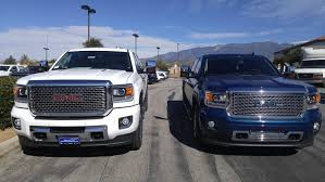 Does A 2500/3500 Denali Grill Fit A 1500 Sierra Sle? - 2014-2018 ...