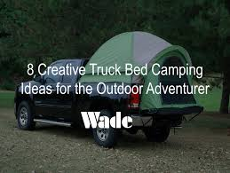 8 Creative Truck Bed Camping Ideas For Outdoor Adventurers | Wade Auto Side Shelve For Storage Truck Camping Ideas Pinterest Fiftytens Threepiece Truck Back Hauls Cargo And Camps In The F150 Camping Setup Convert Your Into A Camper 6 Steps With Pictures Canoe On Wcap Thule Tracker Ii Roof Rack System S Trailer The Lweight Ptop Revolution Gearjunkie Life Of Digital Nomad Best 25 Bed Ideas On Buy Luxury Truck Cap Camping October 2012 30 For Thirty Diy
