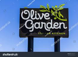 Muncie Circa March 2017 Olive Garden Stock