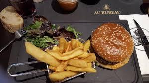 au bureau pontarlier simple bureau burger picture of au bureau pontarlier tripadvisor