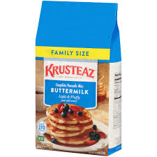 Ihop Free Halloween Pancakes 2012 by Krusteaz Light U0026 Fluffy Buttermilk Complete Pancake Mix 10 Lbs