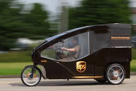 UPS To Deliver Packages By Bike In Toronto