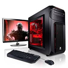 ordinateur bureau i7 megaport méga pack unité centrale pc gamer complet intel