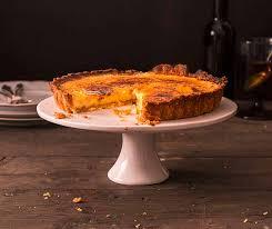 crème brulée tarte