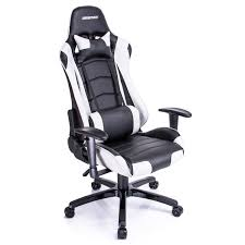Amazon.com: Aminitrue High-back Gaming Chair Racing Style ...