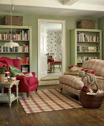 Image result for beige and green country cottage living room