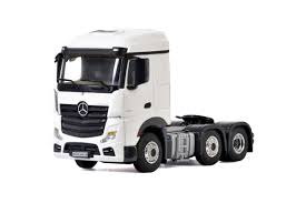 100 Mercedes Benz Truck Models WSI White Line Actros MP4 Stream Space 032017 Truck