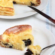 dessert aux pruneaux facile clafoutis aux pruneaux une recette de dessert facile