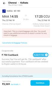 Get 750 Cashback(min. 3300) On First Flight Ticket Booking Via Paytm ... 30 Off Air China Promo Code For Flights From The Us How To Use Your Traveloka Coupon Philippines Blog Make My Trip Coupons Domestic Flights 2018 Galeton Gloves Omg There Is A Delta All Mighty Expedia Another Hot Deal 100us Off Any Flight Coupon Travelocity Airfare Code Best 3d Ds Deals Discount Air Canada Renault Get 750 Cashbackmin 3300 On First Flight Ticket Booking Via Paytm To Apply Discount Or Access Your Order Eventbrite The Ultimate Guide Booking With American Airlines Vacations 2019 Malaysia Promotions 70 Off Tickets August Codes