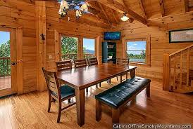 4 Bedroom Cabins In Pigeon Forge by Pigeon Forge Cabin Appalachian Dream 4 Bedroom Sleeps 10