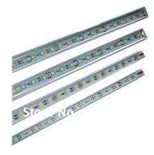 rigid aluminum led light ultra slim 12v dc 50cm smd5050 36