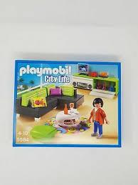 playmobil puppenhaus 5584 wohnzimmer flaschen spielzeug