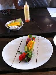 dressage des assiettes en cuisine cours de cuisine aux sources de caudalie lesplatsdepat