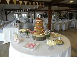 Rustic Vintage Wedding Cake Dessert Table