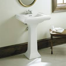 Bathroom Sinks Home Depot by 18 Memoirs Pedestal Sink Home Depot Amp Ecosinks Handmade
