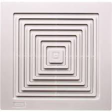 Nutone Bath Fan Home Depot by Broan Replacement Grille For 688 Bath Exhaust Fan Bp90 The Home