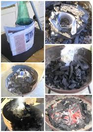 fabriquer cheminee allumage barbecue comment réussir à allumer le barbecue à charbon méthode