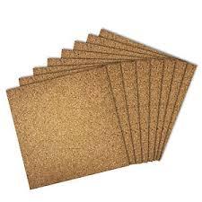 cork board tiles ebay