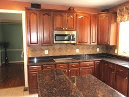 Kitchen Backsplash Pictures With Oak Cabinets by Kitchen 94 Mind Blowing Kitchen Countertops Ideas Backsplash