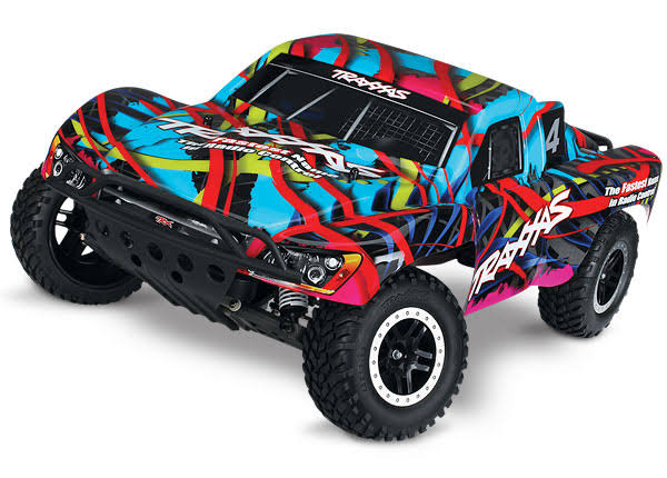 Traxxas Slash VXL: 2WD Short-Course Truck - Hawaiian