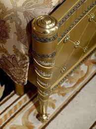 huis wohnwand wohnzimmer kommode echtes holz barock rokoko