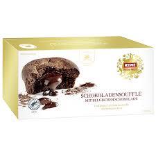 rewe feine welt schokoladensoufflé 2x100g bei rewe