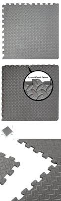 equipment mats and flooring 179806 prosource puzzle exercise mat