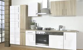 küchenzeile mit elektrogeräten lüttich weiß sconto
