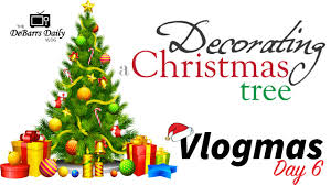 Frontgate Christmas Trees Uk by How To Decorate A Christmas Tree Vlogmas Day 6 Youtube