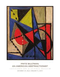 100 Fritz 5 Bultman An American Abstractionist By Edelman Arts