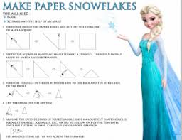Anna Elsa Kristoff Spot The Difference Snowflakes