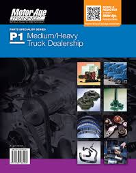 100 Truck Parts Specialists P1 MediumHeavyDuty The Motor Age Training
